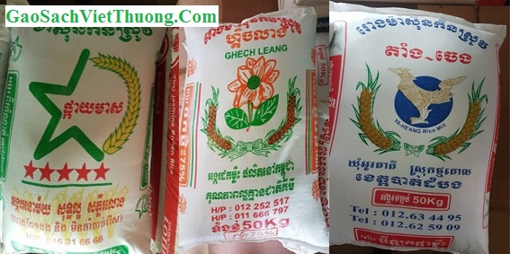 Giá Gạo Campuchia Tốt Nhất Tại TpHCM 1