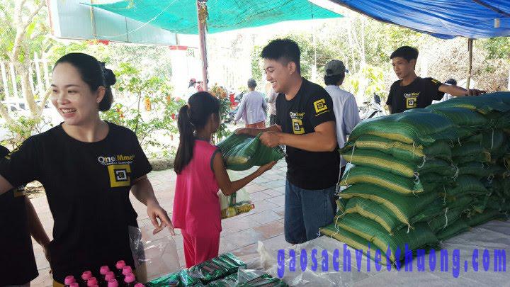 Mua Gạo Từ Thiện Rẻ Nhất HCM tại Gạo Sạch Việt Thương 01